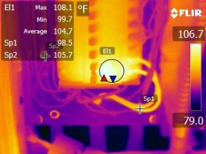 Infrared Electrical Predictive Maintenance
